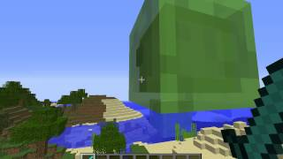 getlinkyoutube.com-How To Spawn Giant Slimes And Magma Cubes In Minecraft