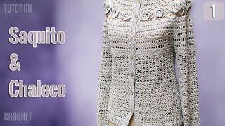 getlinkyoutube.com-Saquito y Chaleco de verano para mujer, tejido a crochet (1 de 3)
