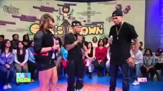 getlinkyoutube.com-Chris Brown -  Azonto