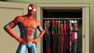 getlinkyoutube.com-The Amazing Spider-Man 2 Gameplay Walkthrough