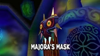 Legend of Zelda: Majora's Mask TAS in 1:24:57 by MrGrunz