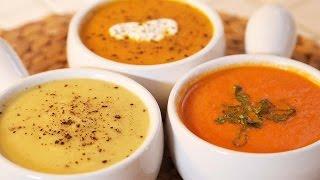 getlinkyoutube.com-Fall Soup - 3 Delicious Ways