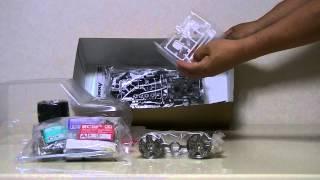 getlinkyoutube.com-TAMIYA 1/10RC SUZUKI JIMNY (MF-01X CHASSIS) Unboxing