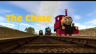 Trainz Short - The Chase