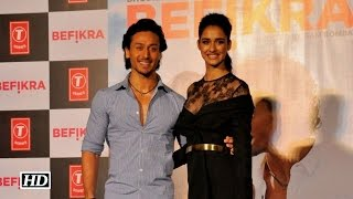 Finally ! Tiger Shroff opens up about his relationship with Disha