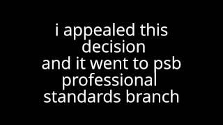 getlinkyoutube.com-an update video of the police complaint of PC Gary Howard 5636