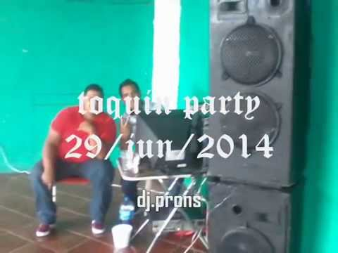 tokin party dj prons