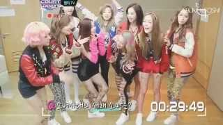 getlinkyoutube.com-SNSD x Girls' Generation - NAUGHTY GIRL GROUP - SPECIAL FUNNY #1