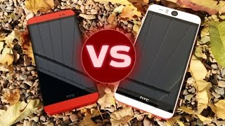 getlinkyoutube.com-HTC Desire EYE vs HTC One E8
