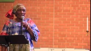 USHUHUDA WA MAMAN HALISI KANISANI CANADA- CongoCanadatv