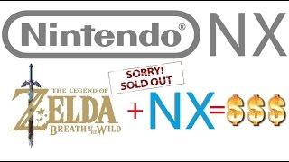 getlinkyoutube.com-Nintendo NX Zelda Bundle = Sold Out