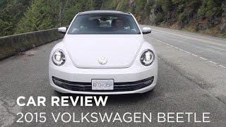 getlinkyoutube.com-2015 Volkswagen Beetle | Car Review | Driving.ca