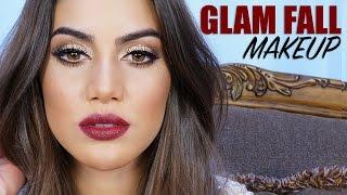 getlinkyoutube.com-Fall Glam Makeup