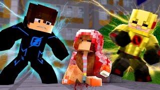 getlinkyoutube.com-Minecraft: CIDADE DE HERÓIS -  MORTE DA ELLEN ‹ Ine ›