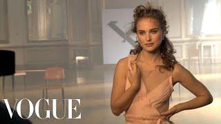 getlinkyoutube.com-Black Swan's Natalie Portman Shows Off Her Softer Side