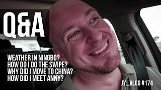 getlinkyoutube.com-WHY DID I MOVE TO CHINA? VLOG Q&A