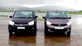 Tata Tiago vs Maruti Suzuki Celerio
