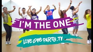 I'm The One (Remix) | Live Love Party | Zumba® | Dance Fitness