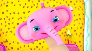 Where is Thumbkin | Kindergarten Nursery Rhymes & Songs for Kids | Little Treehouse S03E35
