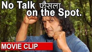 getlinkyoutube.com-No Talk No Question फैसला  on the sport- Rajesh Hamal- Movie- FAISALA | फैसला