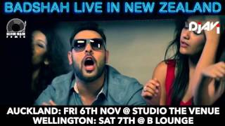 getlinkyoutube.com-BADSHAH MASHUP (NZ TOUR 2015) - DJ AVI & DJ ELVIN NAIR