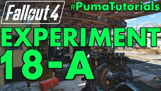 getlinkyoutube.com-FALLOUT 4: Unique Weapons Guide - How to get the Experiment 18-A Plasma Rifle #PumaTutorials