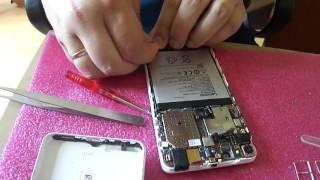getlinkyoutube.com-Lenovo s60 и s60a - замена тачскрина, разборка