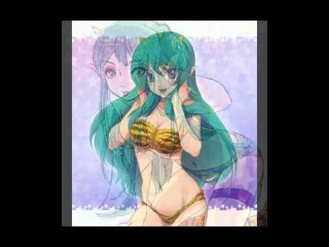 LUM INVADER ART (minor nudity)   I like your booty