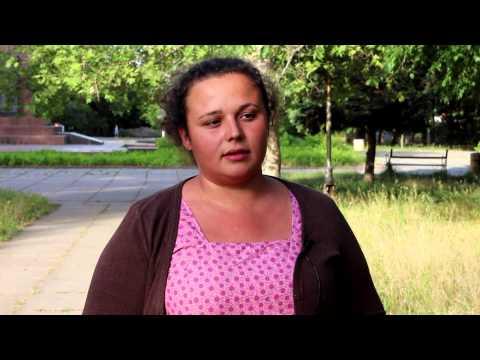 Наташа Бондарь - миссионер в Африке