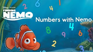 getlinkyoutube.com-Disney Finding Nemo: Numbers with Nemo - Learn How To Count: 1 to 10 - Educational App for Kids