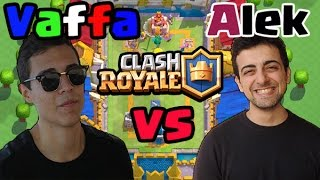 getlinkyoutube.com-SFIDA EPOCALE Clash Royale w/Alek