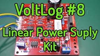 getlinkyoutube.com-VoltLog #8 - Kit Assembly 0-30V 0-3A Adjustable Linear Power Supply