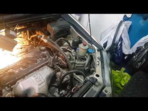 Подогрев на Honda Odyssey RA6,  улучшения подкопотного пространства 3/3