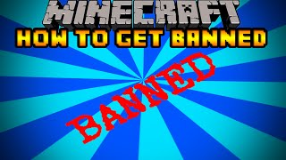 getlinkyoutube.com-5 Ways to Get Banned From a Server - Minecraft