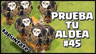getlinkyoutube.com-PRUEBA TU ALDEA #45 - A por todas con Clash of Clans - Español - CoC