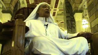 Kuliah Maghrib Siri 6  Di Masjidil Haram Sheikh Mohamad Abdul Qadir Al Mandeli