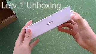 getlinkyoutube.com-Letv 1 unboxing