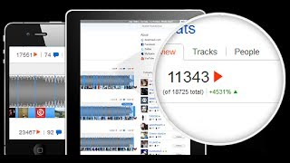 getlinkyoutube.com-Soundcloud Plays increaser comments, followers & group share 2014