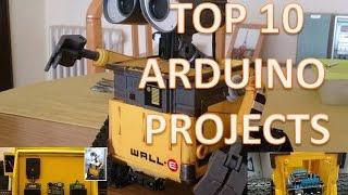 getlinkyoutube.com-Top 10 Arduino projects