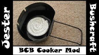getlinkyoutube.com-Bushcraft - BCB Crusader Cooker - Fire Rope Modification & Review