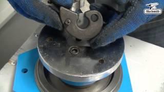 getlinkyoutube.com-Инструмент MB21-30 ручной универсальный гибочный BlackSmith