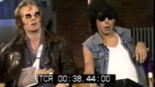 getlinkyoutube.com-The Pretenders - Martin Chambers & Pete Farndon interview 1981