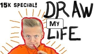 getlinkyoutube.com-Draw My Life - TiesGames (2.0)