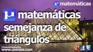 Imagen en miniatura para Teorema de la altura y THALES