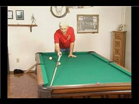Billiards: Using English : What is a Throw in Pool?