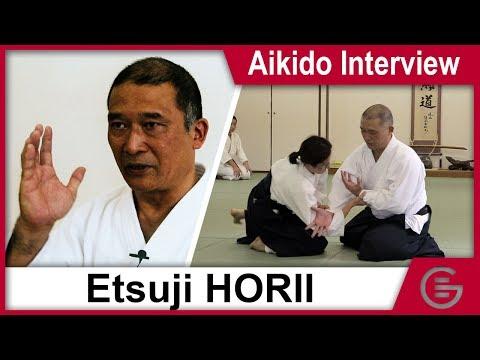 Aikido Interview - Horii Etsuji, 7th Dan Aikikai