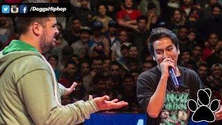 getlinkyoutube.com-Papo vs Shecka - Semifinal Batalla de los Gallos 2015 Argentina