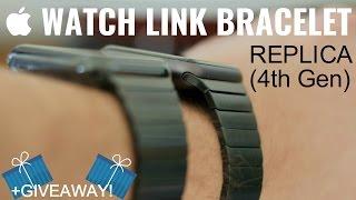 REVIEW: Replica Link Bracelet (4th gen)