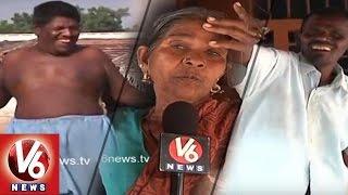 getlinkyoutube.com-Mother Love | Heart Breaking Story of Laxmamma | Mother of Mentally Challenged Children | V6 News
