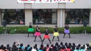 getlinkyoutube.com-ももいろクローバーZ(ももクロ) 踊ってみた コピクロZ 親和文化祭 2013